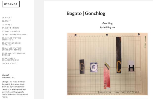 utsanga-gonchlog