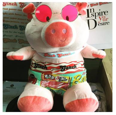 ginchgonch pig