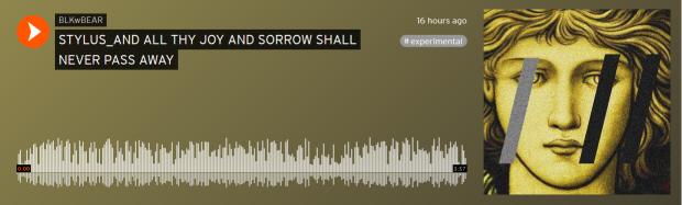 stylus-track-joy and sorrow