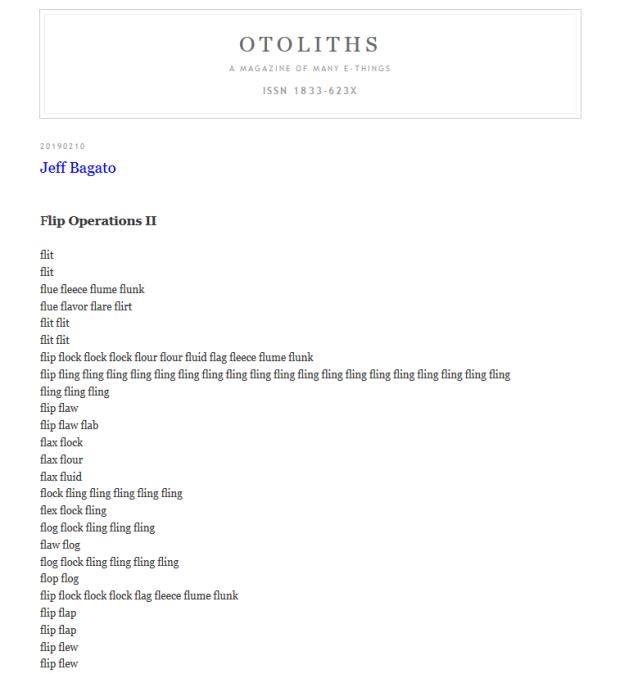flip-2-otoliths