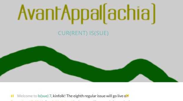 AvantAppalachia7