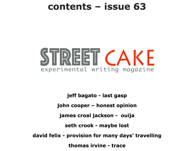 streetcake 63