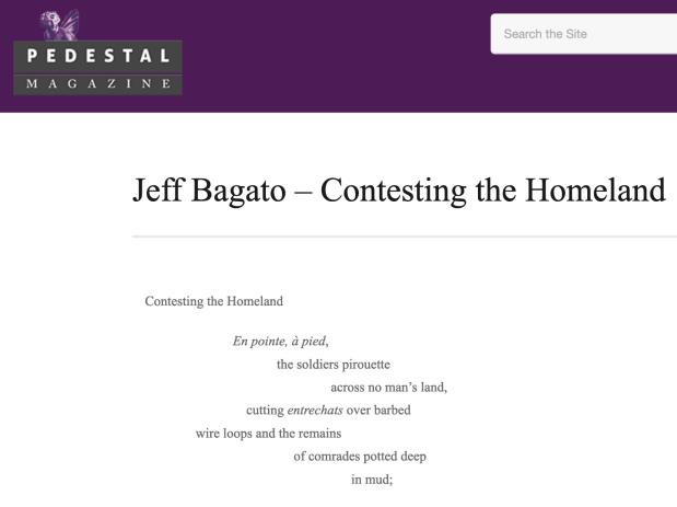 Contesting--pedestal 85